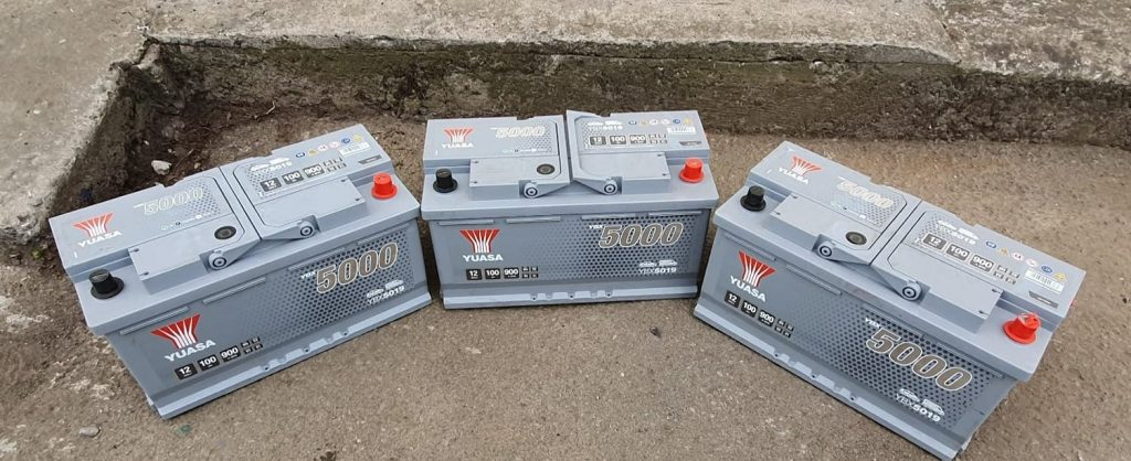 car batteries fitted glastonbury, somerset