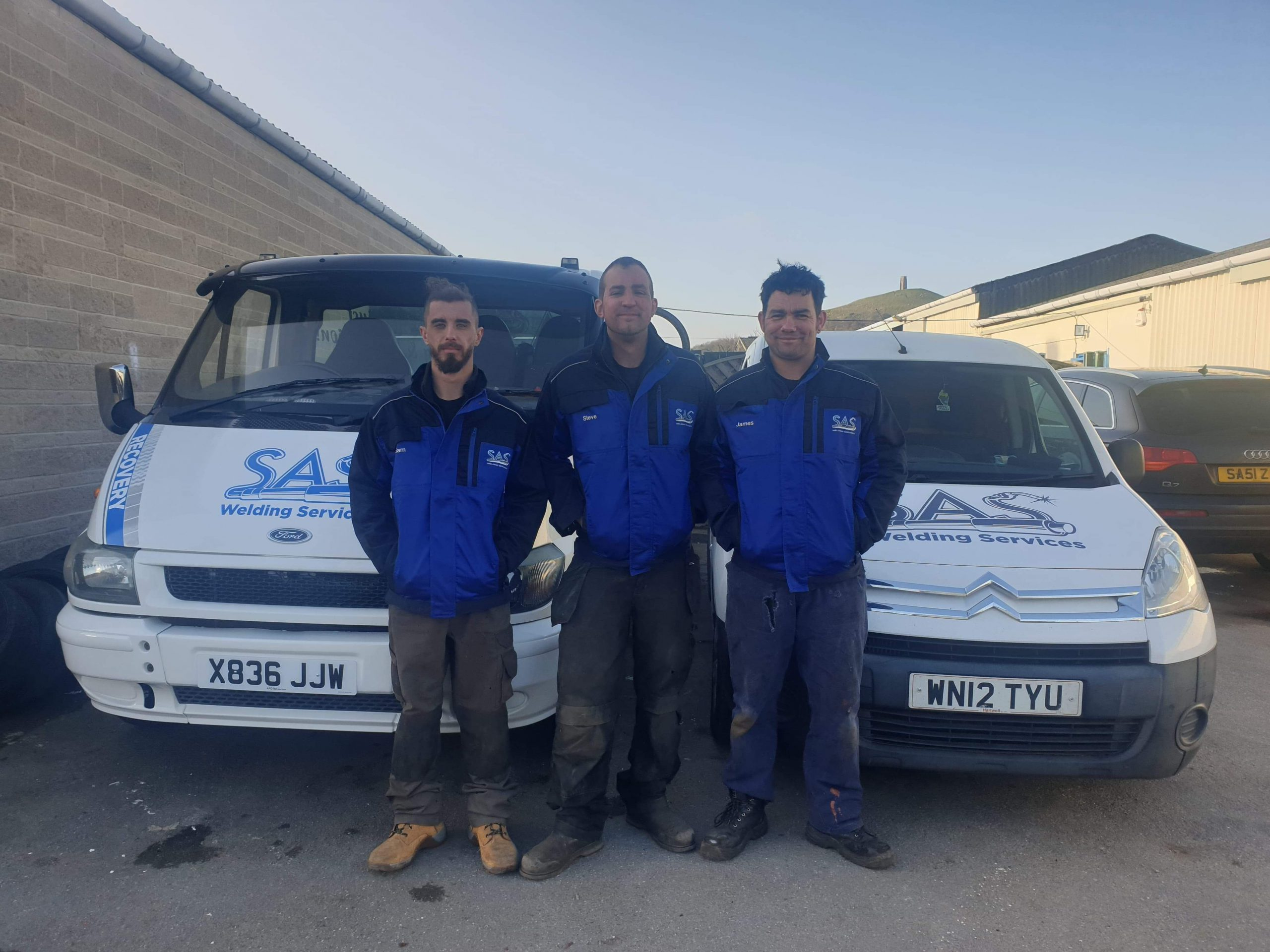 SAS Mobile Tyre Service