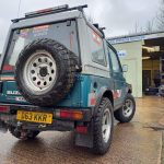 suzuki tyres fitted