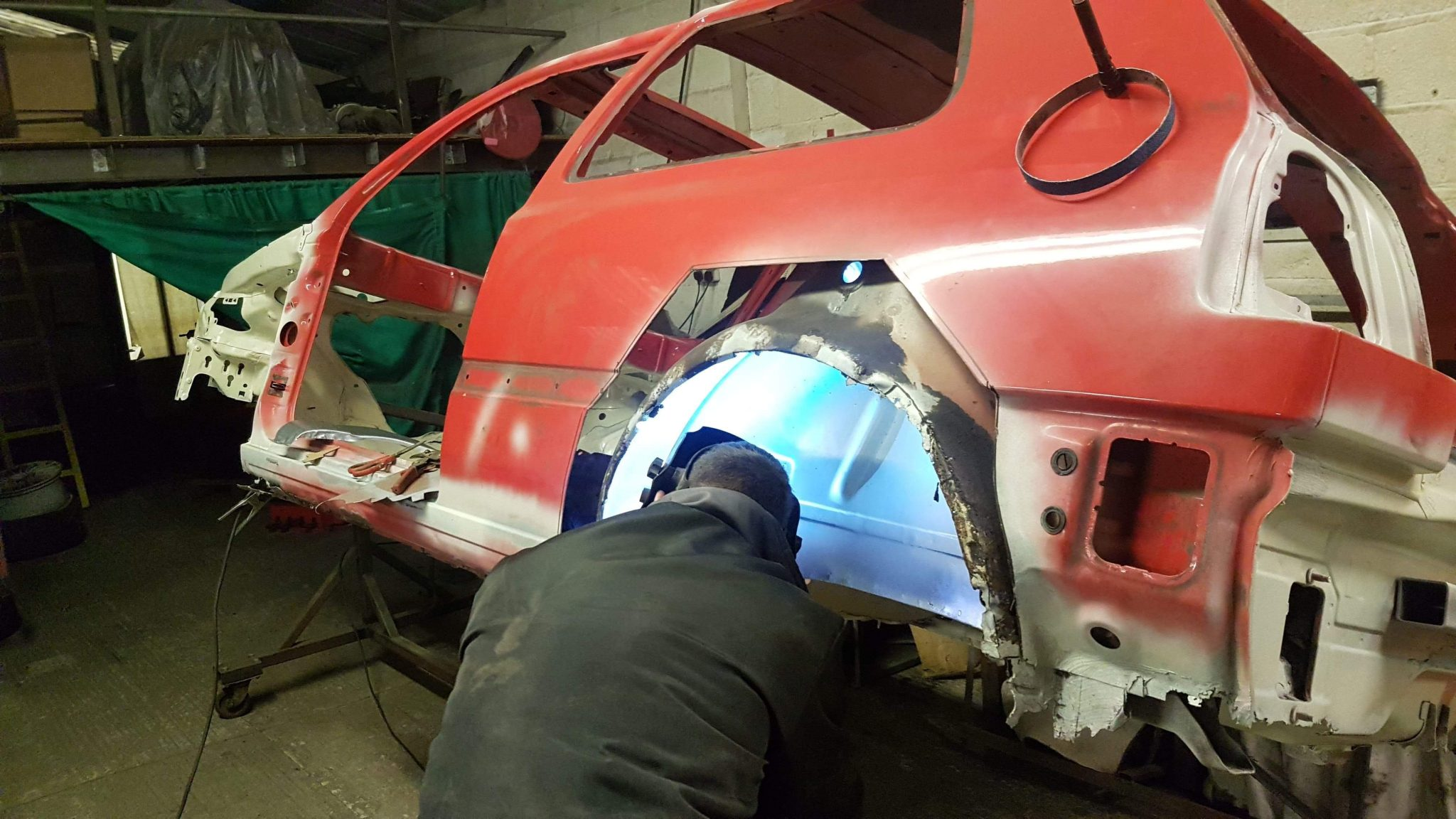 welding bodywork repairs glastonbury